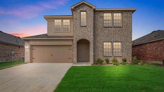 312 Evers Way, Denton, TX 76207 (MLS #14188508) :: Potts Realty Group