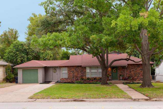 4123 Trail Lake Drive, Fort Worth, TX 76109 (MLS #14188509) :: The Mitchell Group
