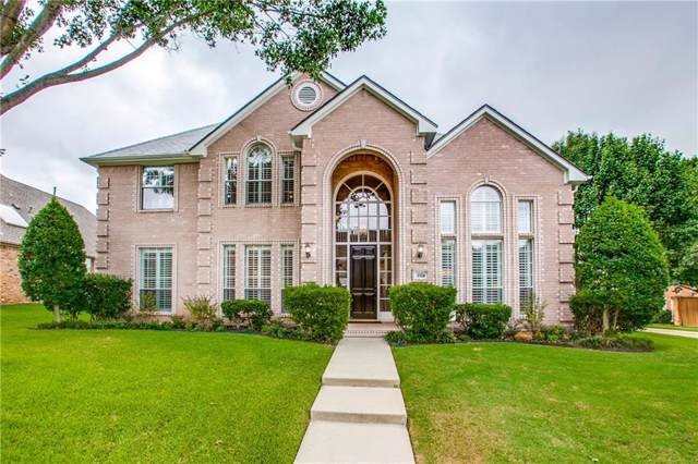 3524 Asaro Place, Plano, TX 75025 (MLS #14188517) :: Lynn Wilson with Keller Williams DFW/Southlake