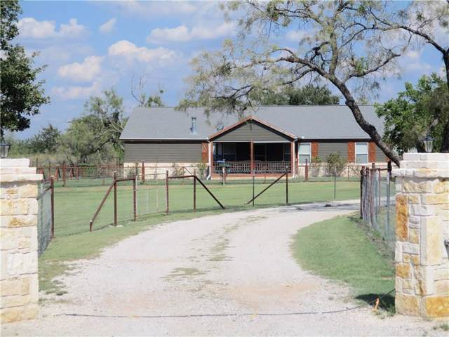 501 E Co Rd 451, Olden, TX 76466 (MLS #14188521) :: RE/MAX Town & Country