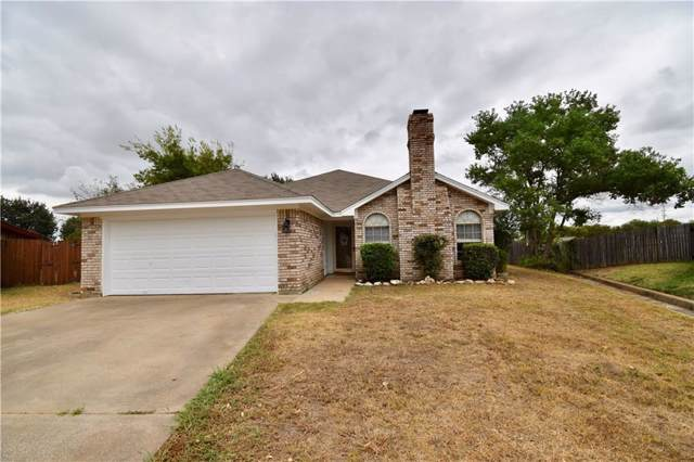 512 Oak Ridge Court, Crowley, TX 76036 (MLS #14188527) :: Century 21 Judge Fite Company
