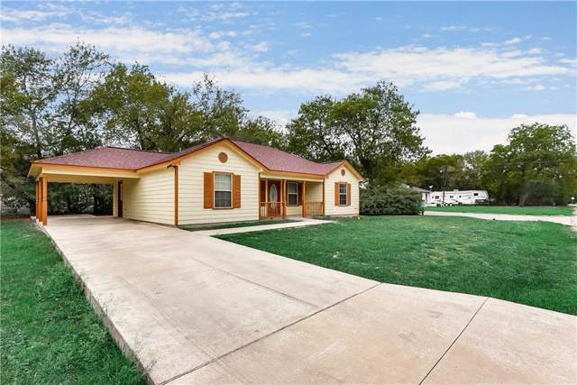 400 S Powell Street, Corsicana, TX 75110 (MLS #14188531) :: Ann Carr Real Estate
