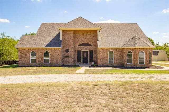 253 Diamond Oaks Drive, Weatherford, TX 76087 (MLS #14188535) :: Kimberly Davis & Associates