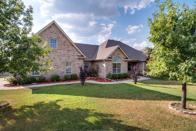 108 Deerchase Court, Azle, TX 76020 (MLS #14188549) :: RE/MAX Town & Country