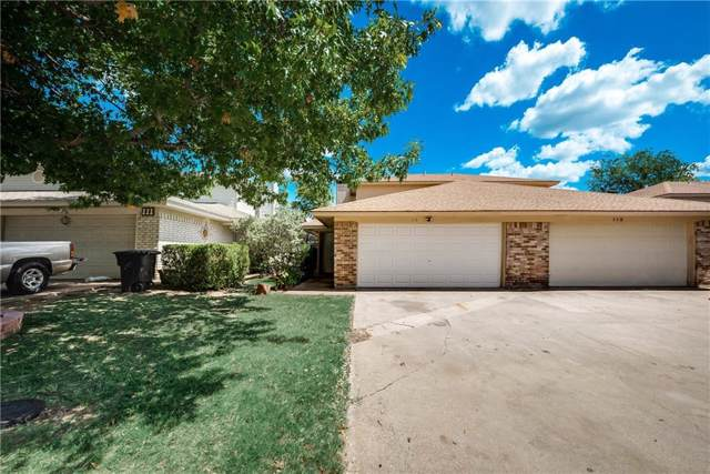113 Allencrest Drive, White Settlement, TX 76108 (MLS #14188551) :: RE/MAX Town & Country