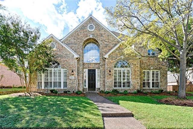 3216 Edwards Drive, Plano, TX 75025 (MLS #14188598) :: RE/MAX Town & Country