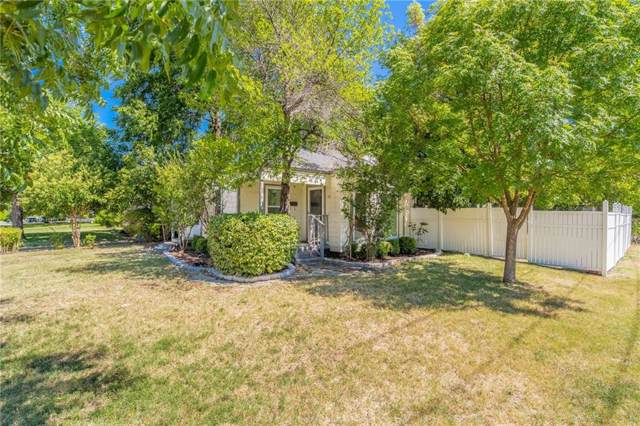 2612 Benbrook Boulevard, Fort Worth, TX 76109 (MLS #14188610) :: The Hornburg Real Estate Group