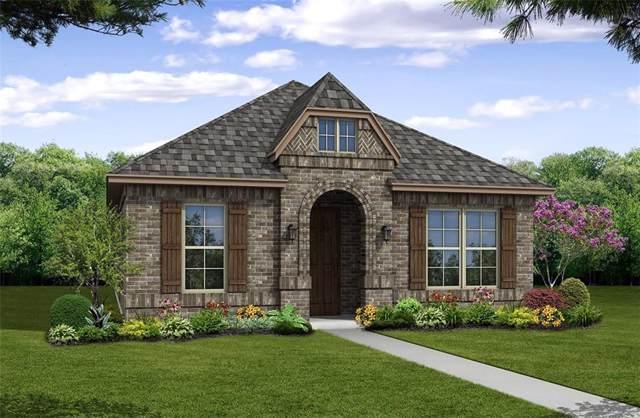 5220 Tuskegee Lane, Mckinney, TX 75070 (MLS #14188629) :: RE/MAX Town & Country