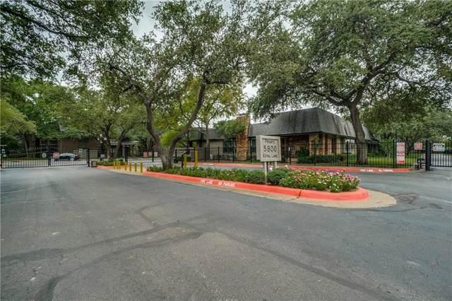 10738 Park Village Place D, Dallas, TX 75230 (MLS #14188657) :: The Good Home Team