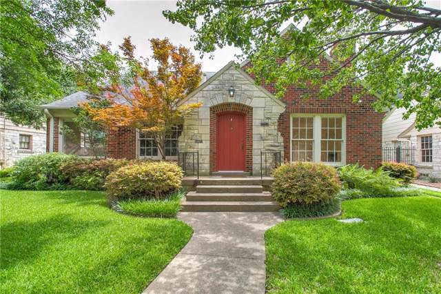 1910 Marydale Drive, Dallas, TX 75208 (MLS #14188668) :: Vibrant Real Estate