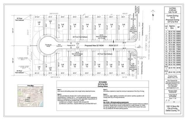 1501 S Story Road, Irving, TX 75060 (MLS #14188671) :: RE/MAX Pinnacle Group REALTORS