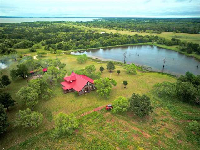 5665 Farm To Market 416, Streetman, TX 75859 (MLS #14188678) :: Ann Carr Real Estate