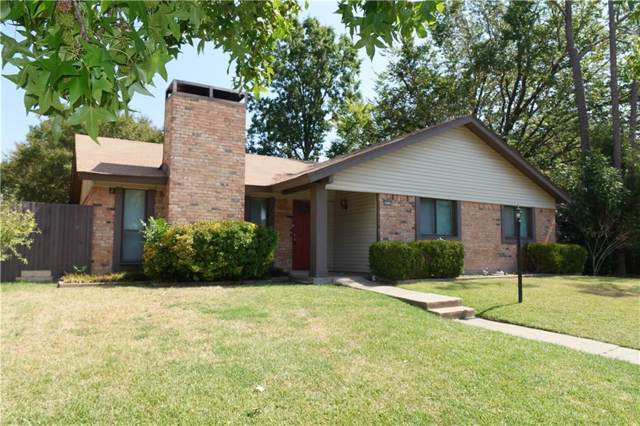 4618 Oakwood Drive, Garland, TX 75043 (MLS #14188688) :: The Good Home Team