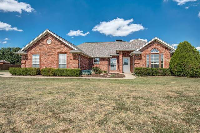 12061 Hill Country Cir, Ponder, TX 76259 (MLS #14188689) :: Lynn Wilson with Keller Williams DFW/Southlake