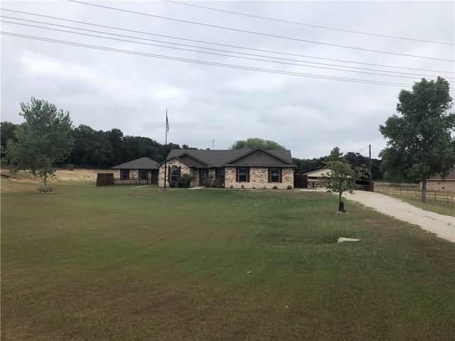 112 Florence Lane, Springtown, TX 76082 (MLS #14188694) :: Kimberly Davis & Associates