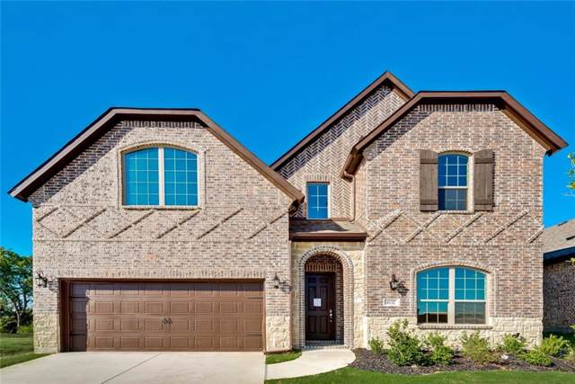 4132 Angelina Drive, Mckinney, TX 75071 (MLS #14188696) :: The Rhodes Team