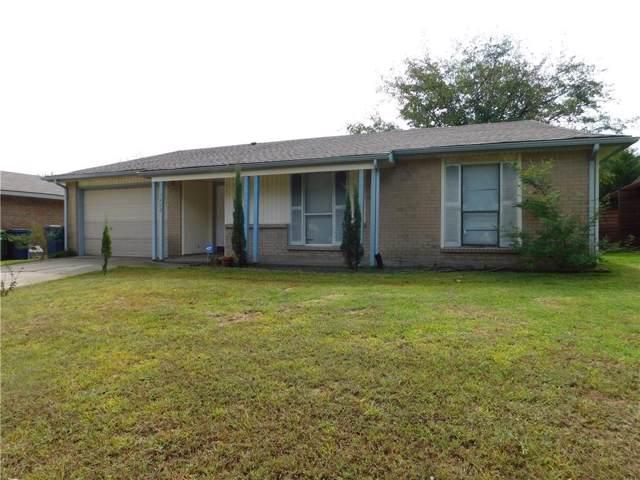 1422 Lavendale Lane, Garland, TX 75040 (MLS #14188697) :: The Tierny Jordan Network