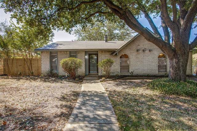 1412 Natchez Drive, Plano, TX 75023 (MLS #14188712) :: The Heyl Group at Keller Williams