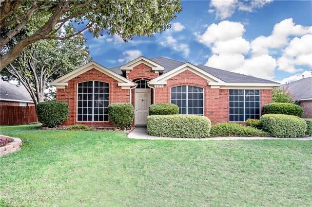 403 Tenbury Court, Allen, TX 75002 (MLS #14188727) :: The Rhodes Team