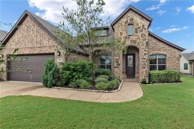1154 Woods Road, Forney, TX 75126 (MLS #14188734) :: The Heyl Group at Keller Williams