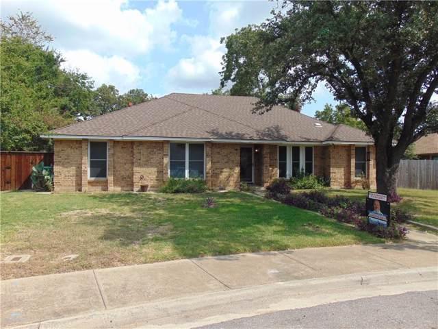 6 Ridge Drive, Hickory Creek, TX 75065 (MLS #14188735) :: SubZero Realty