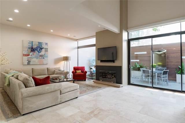 3217 Armstrong Avenue #8, Dallas, TX 75205 (MLS #14188736) :: Frankie Arthur Real Estate