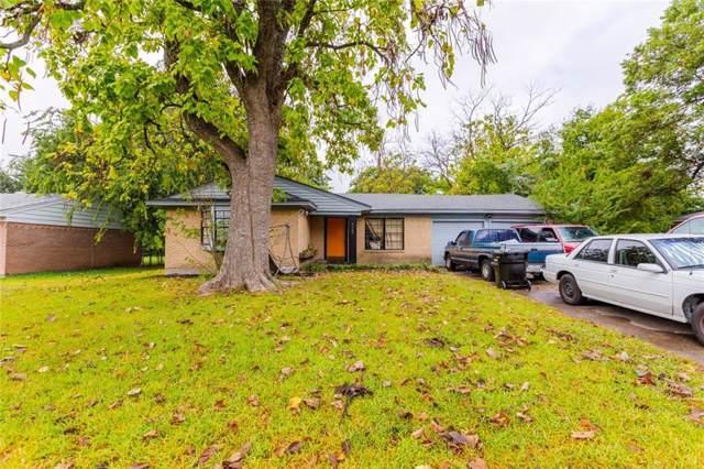 4549 Sandra Lynn Drive, Mesquite, TX 75150 (MLS #14188740) :: Vibrant Real Estate