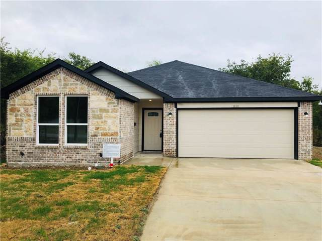 1818 Garza Avenue, Dallas, TX 75216 (MLS #14188760) :: RE/MAX Town & Country