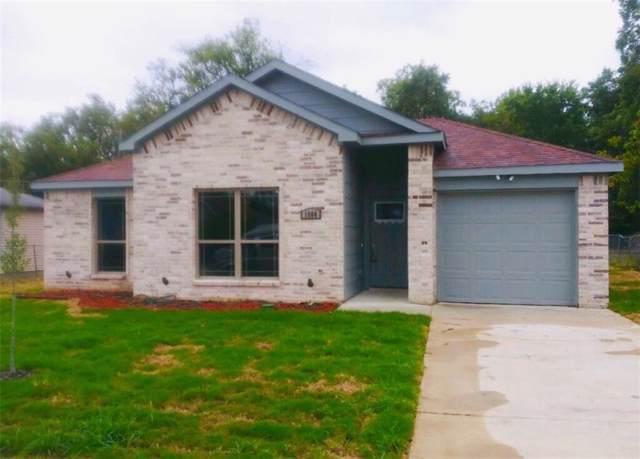 1560 E Elmore Avenue, Dallas, TX 75216 (MLS #14188769) :: RE/MAX Town & Country