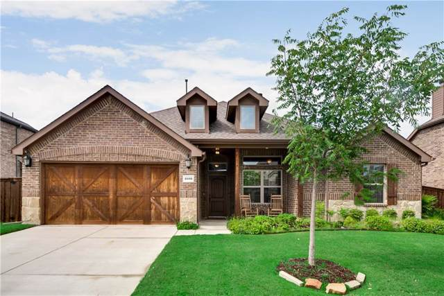 1606 Firenza Court, McLendon Chisholm, TX 75032 (MLS #14188779) :: RE/MAX Town & Country