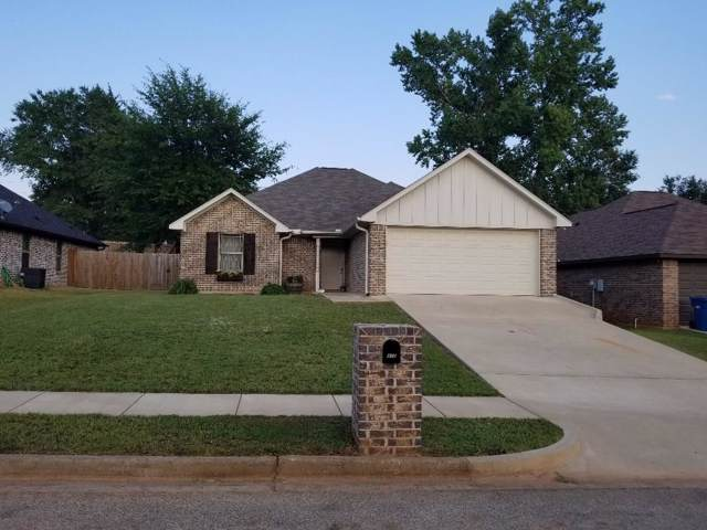 410 Tara Lane, Troup, TX 75789 (MLS #14188780) :: RE/MAX Town & Country