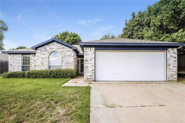 7112 Lost Horizon Drive, Benbrook, TX 76126 (MLS #14188787) :: Potts Realty Group