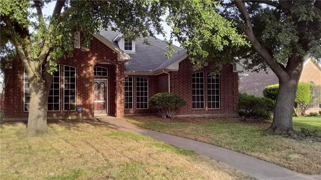 111 Settlers Creek Drive, Desoto, TX 75115 (MLS #14188790) :: Lynn Wilson with Keller Williams DFW/Southlake