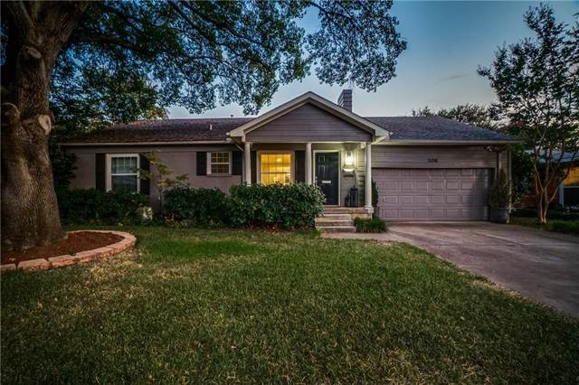 5018 Wateka Drive, Dallas, TX 75209 (MLS #14188799) :: Team Tiller