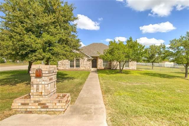 225 Schreiber Drive, Haslet, TX 76052 (MLS #14188807) :: The Paula Jones Team   RE/MAX of Abilene