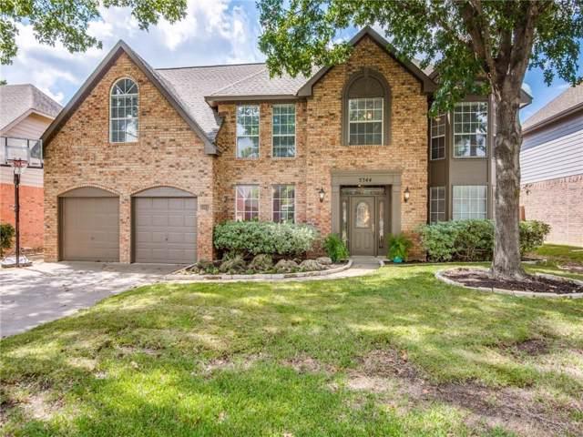 5344 Glade Lane, Grapevine, TX 76051 (MLS #14188817) :: The Heyl Group at Keller Williams