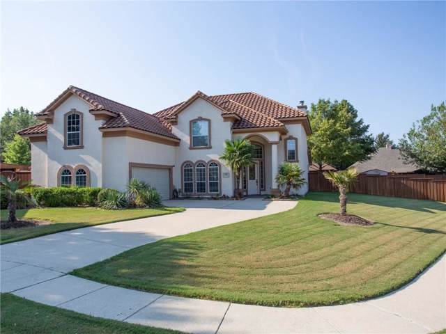 800 Jasper Lane, Mckinney, TX 75071 (MLS #14188818) :: Lynn Wilson with Keller Williams DFW/Southlake