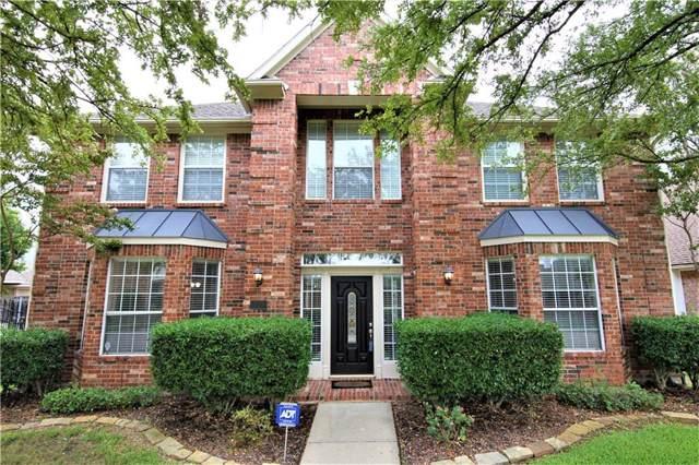 329 Glen Hollow Drive, Keller, TX 76248 (MLS #14188824) :: Frankie Arthur Real Estate