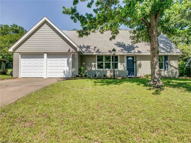 1615 England Road, Arlington, TX 76013 (MLS #14188845) :: Lynn Wilson with Keller Williams DFW/Southlake