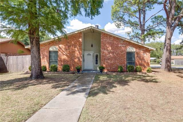 3601 San Rafael Drive, Arlington, TX 76013 (MLS #14188852) :: The Mitchell Group