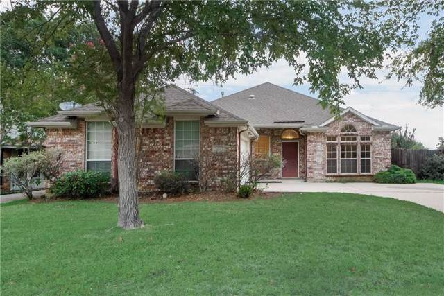 1537 Steamboat Trail, Lewisville, TX 75077 (MLS #14188857) :: The Rhodes Team