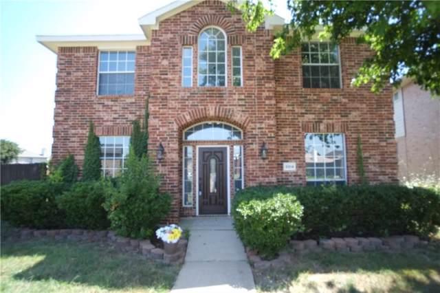 3314 Springleaf Drive, Mesquite, TX 75181 (MLS #14188859) :: Baldree Home Team