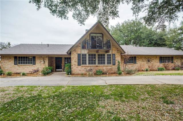 4213 Winding Way, Benbrook, TX 76126 (MLS #14188865) :: Lynn Wilson with Keller Williams DFW/Southlake