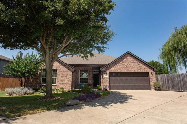 1232 Stone Lane, Celina, TX 75009 (MLS #14188874) :: The Heyl Group at Keller Williams