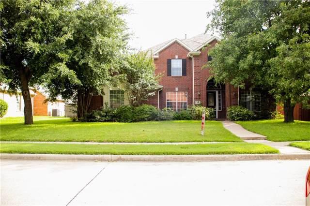 5406 Lancelot Lane, Richardson, TX 75082 (MLS #14188880) :: The Julie Short Team