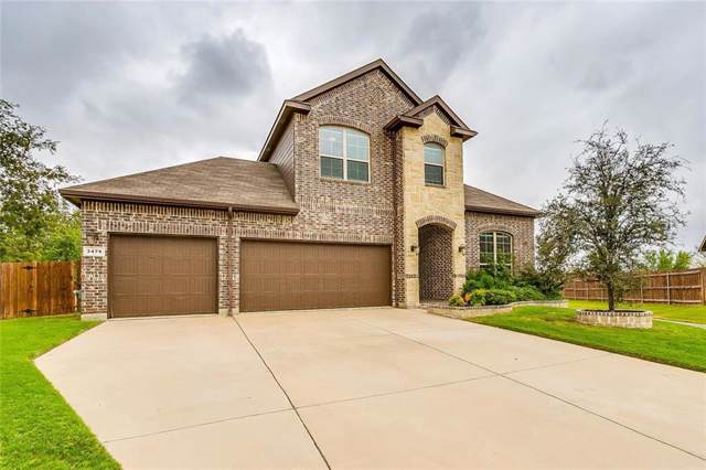 3476 Glass Mountain Trail, Fort Worth, TX 76244 (MLS #14188888) :: The Mitchell Group