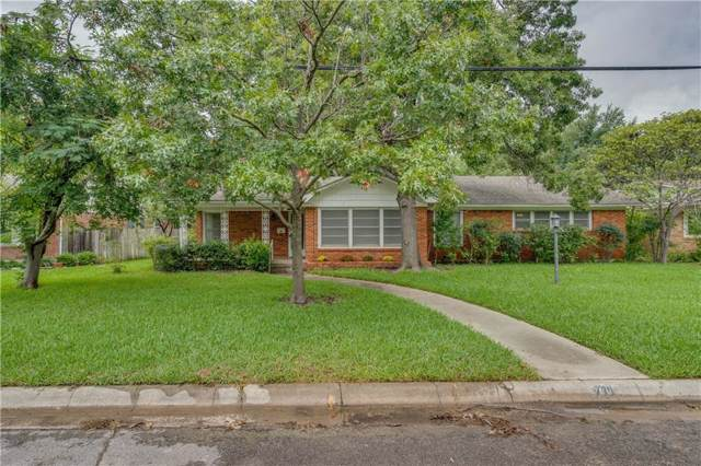 711 S Rusk Street, Gainesville, TX 76240 (MLS #14188894) :: Lynn Wilson with Keller Williams DFW/Southlake