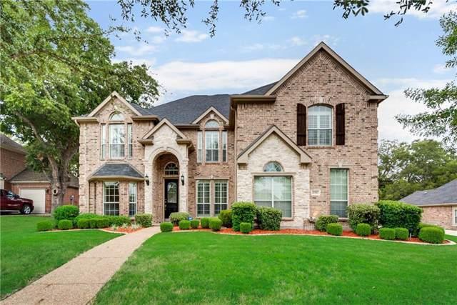 10302 Huffines Drive, Rowlett, TX 75089 (MLS #14188895) :: Lynn Wilson with Keller Williams DFW/Southlake