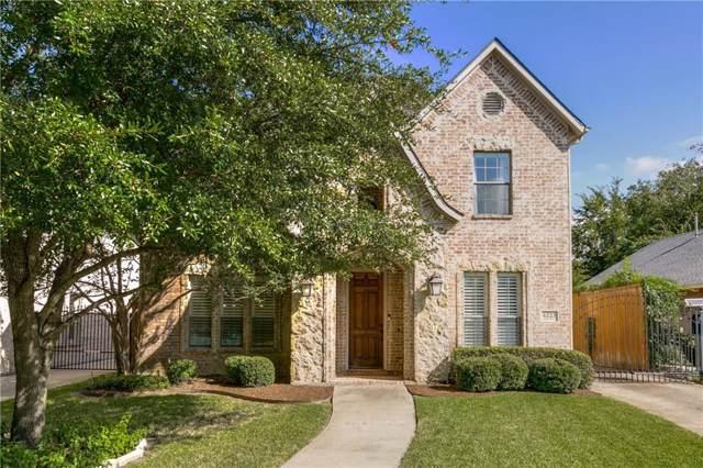 6223 Palo Pinto Avenue, Dallas, TX 75214 (MLS #14188902) :: Vibrant Real Estate