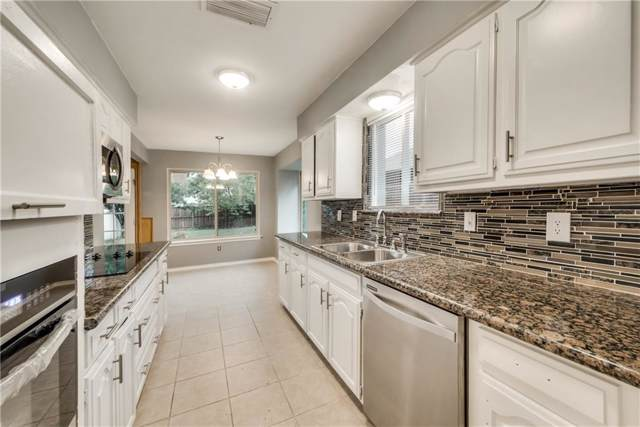 1705 Clydesdale Drive, Lewisville, TX 75067 (MLS #14188904) :: Frankie Arthur Real Estate
